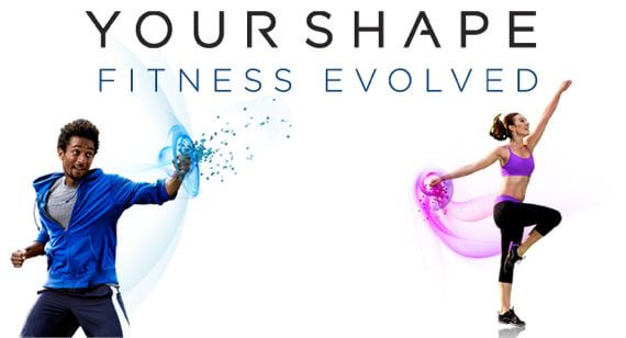 Your Shape Fitness Evolved Review Kinect