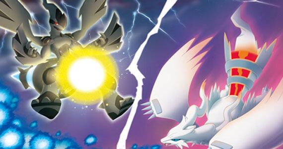 Catch the Legendary Pokemon Reshiram and Zekrom This Month