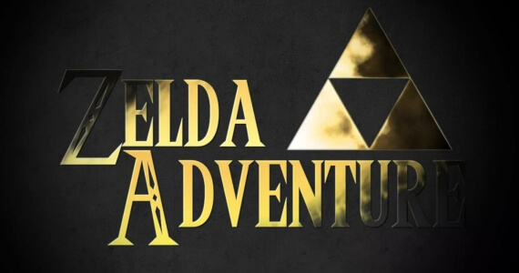 Zelda Adventure Minecraft Trailer