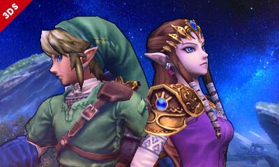 Zelda Super Smash Bros Wii U 3DS Screenshots 11