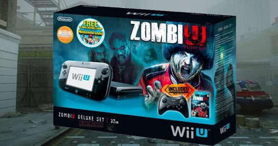 'ZombiU' Wii U Bundle Arrives in North America this February