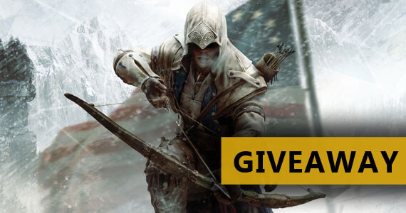 GR Giveaway — Win A (Custom) 'Assassin's Creed 3' Prize Pack – Winner!