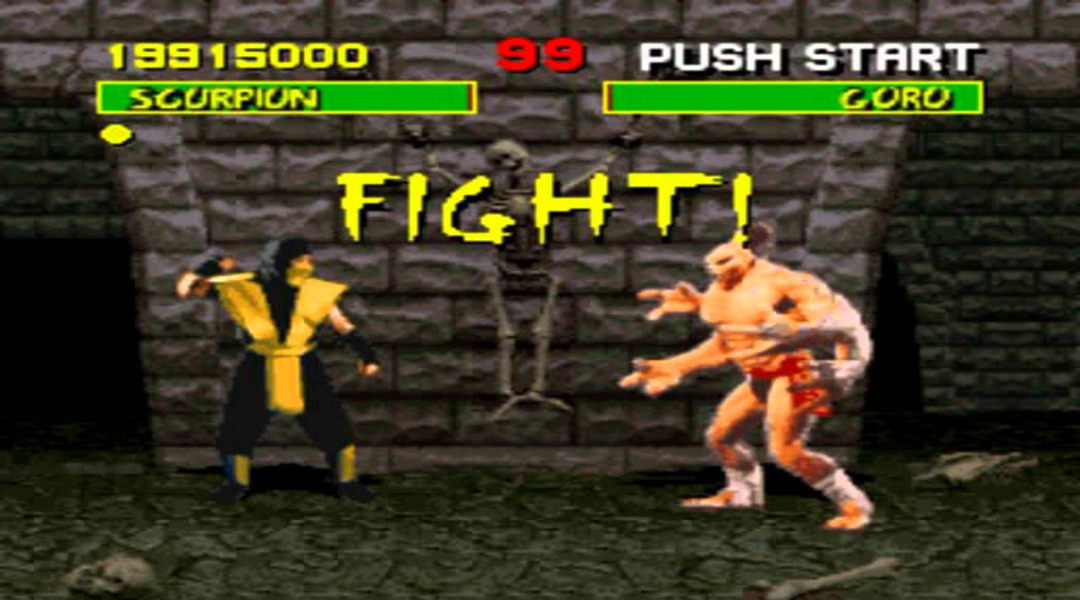 "Trained AI Can Beat ""Expert"" Human Players at Mortal Kombat"