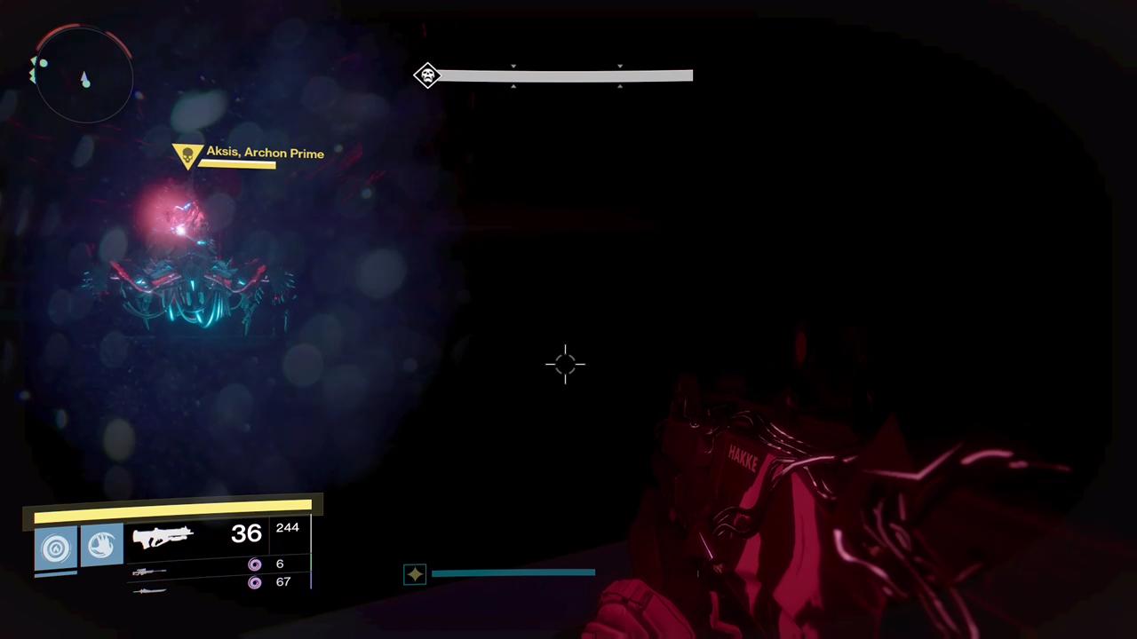 Destiny Team Beats Final Raid Boss in the Dark