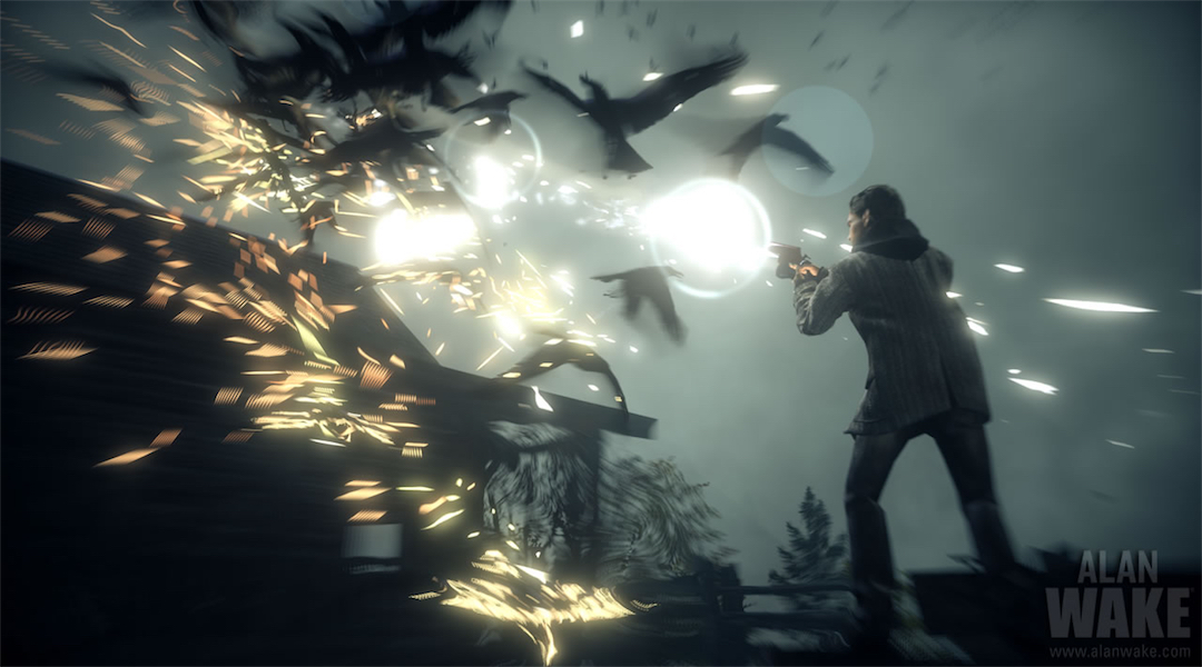Phil Spencer: Remedy 'Has to Want to Make' Alan Wake 2