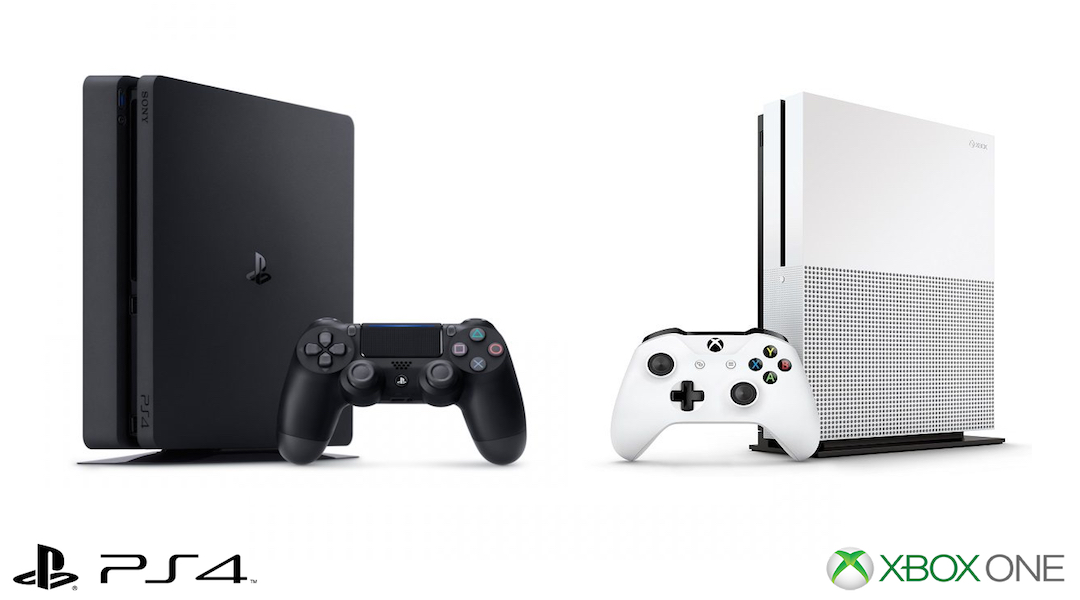 Amazon Offers Black Friday Discounts on PS4 Slim and Xbox One S