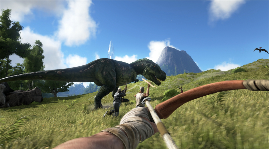 ARK: Survival Evolved VR Game Releases New Trailer