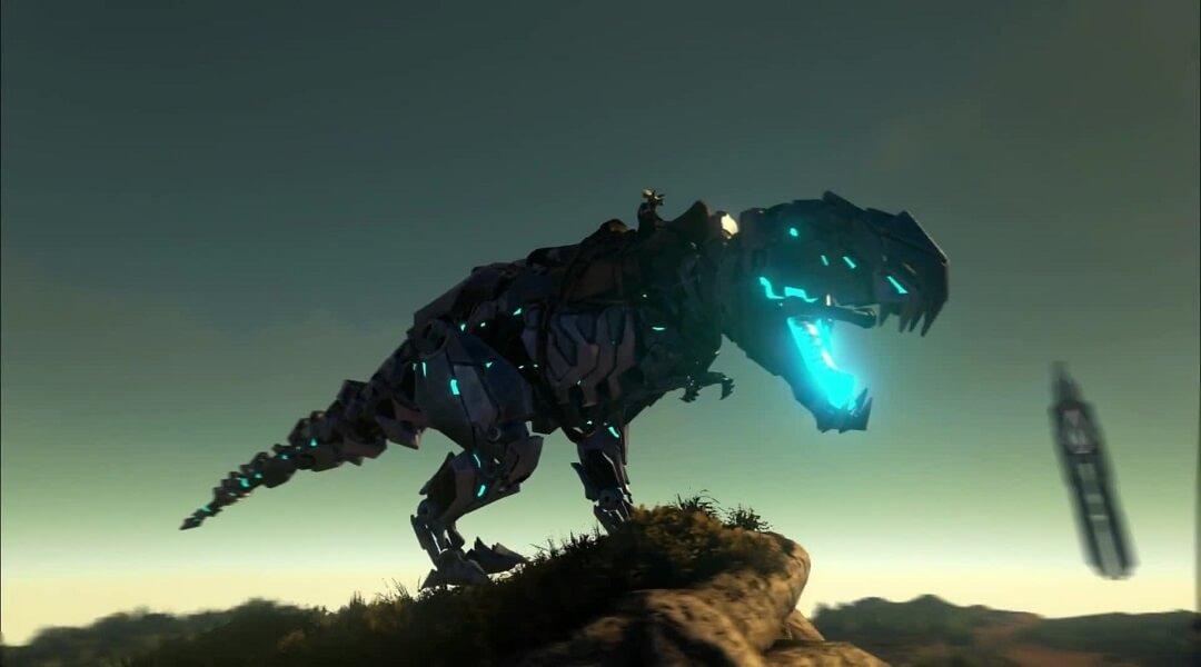 ARK Dev Suggests Plans for VR Support on Project Scorpio