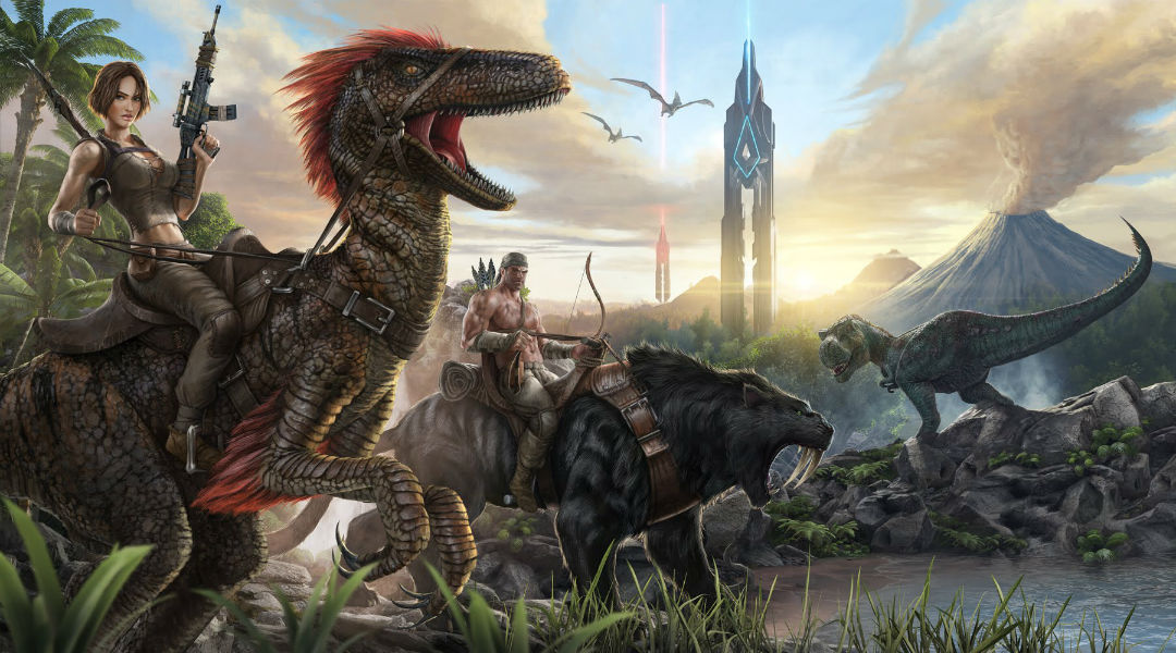 ARK: Survival Evolved Free PC Version Going Away