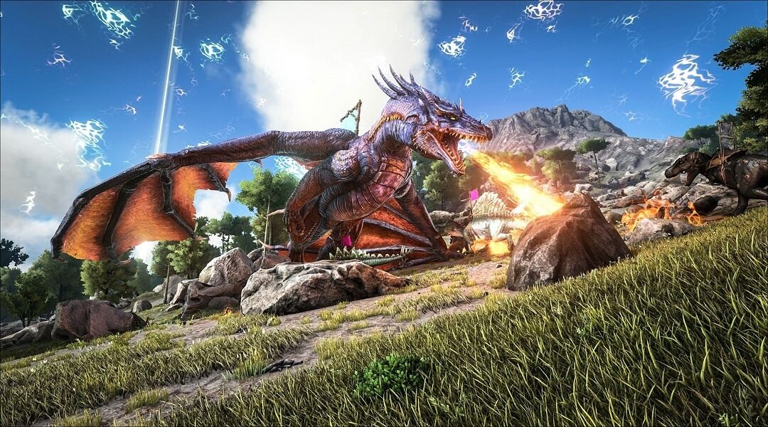 ARK: Survival Evolved Spin-Off Console Exclusive to PS4