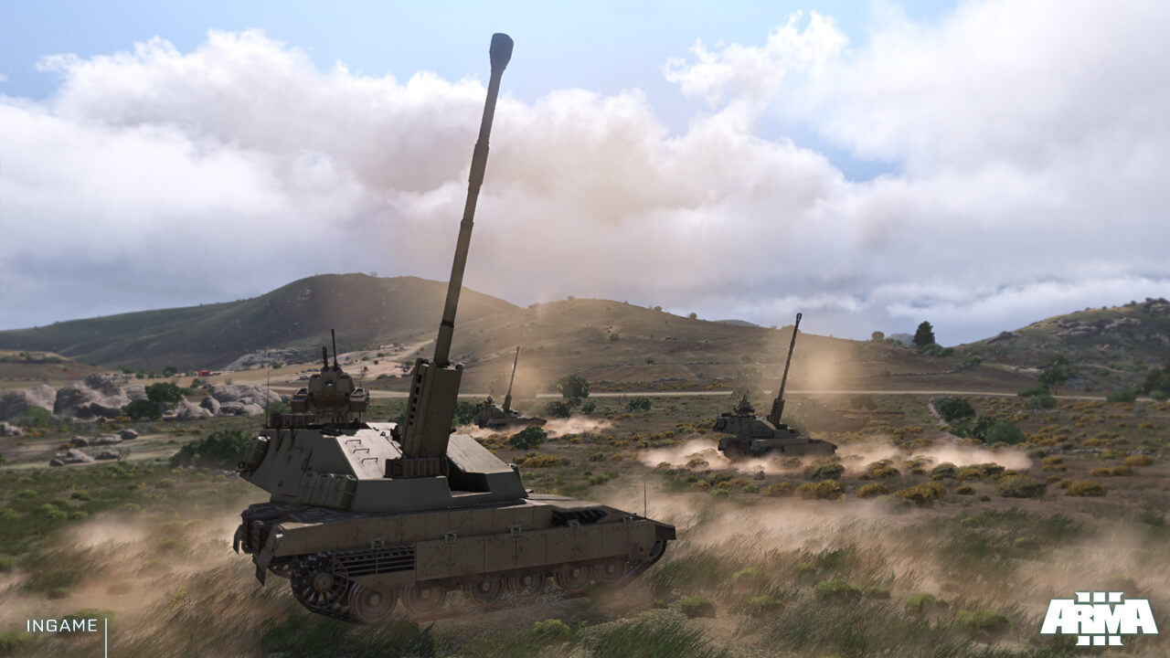 What 'DayZ' Could Look Like if Built on 'ARMA 3' Engine