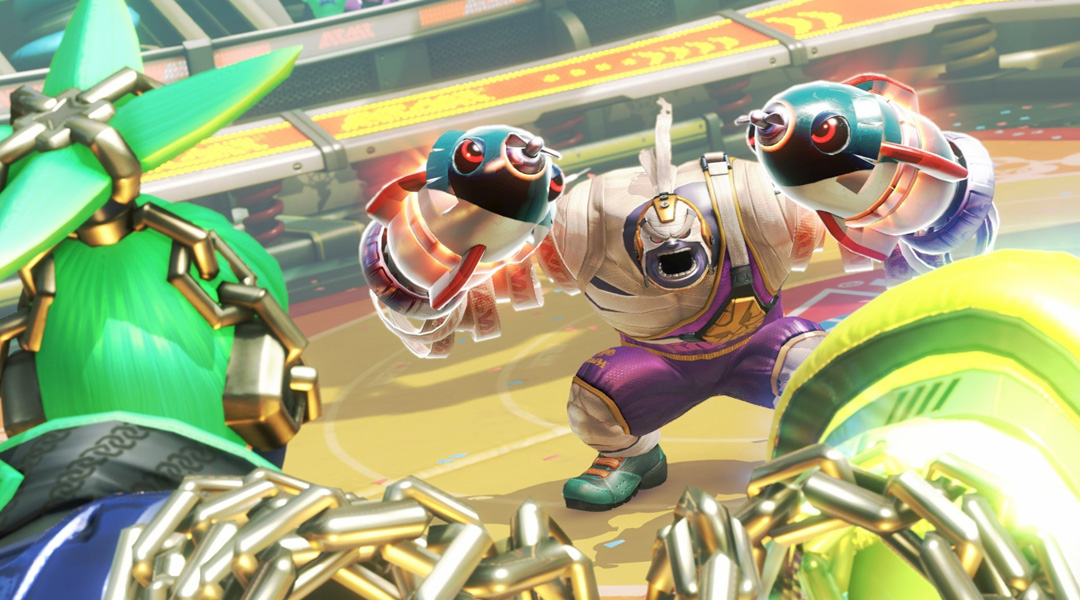 Arms Hands-On Preview