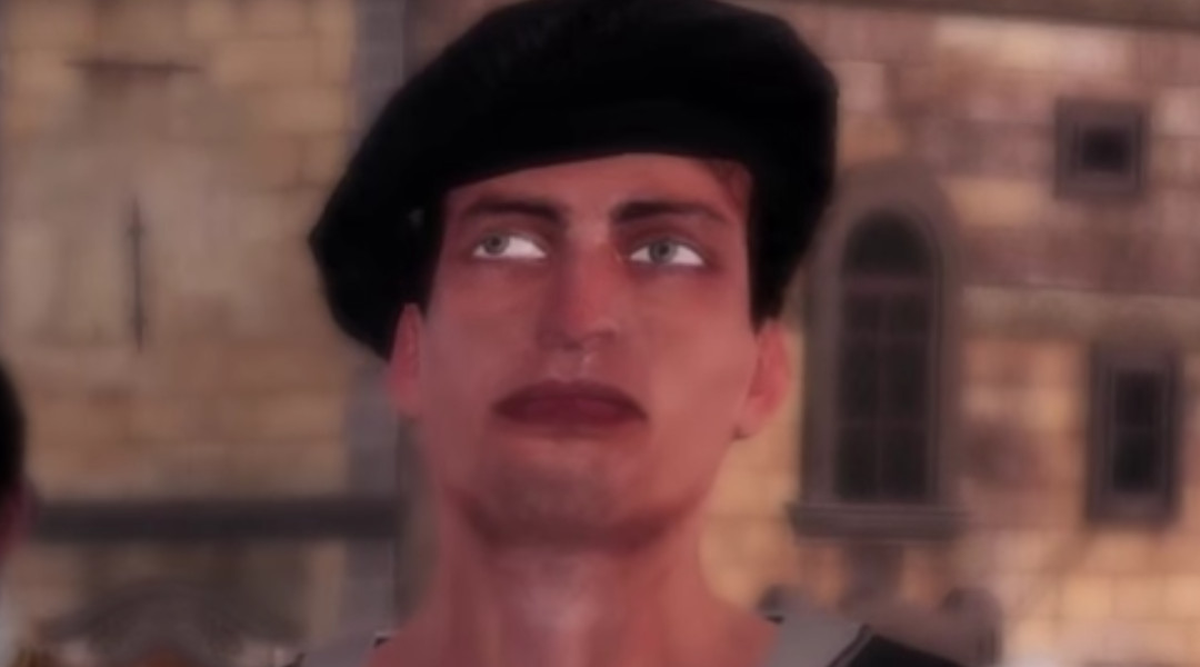 Assassin's Creed Collection Loses Weird-Looking NPC