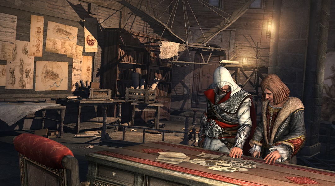Assassin's Creed VR Game Likely Won't See a Release