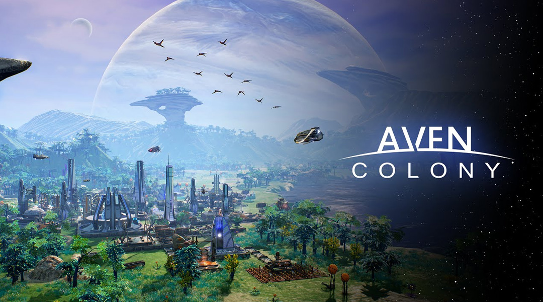 Preview: Aven Colony Wants To Be SimCity In Space