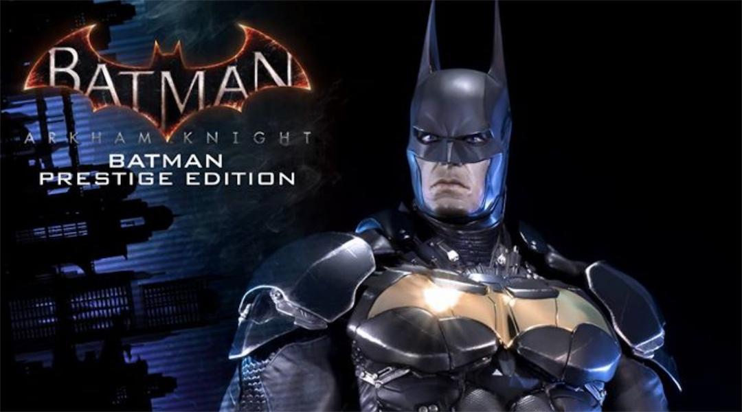 Batman: Arkham Knight Statue Costs $900