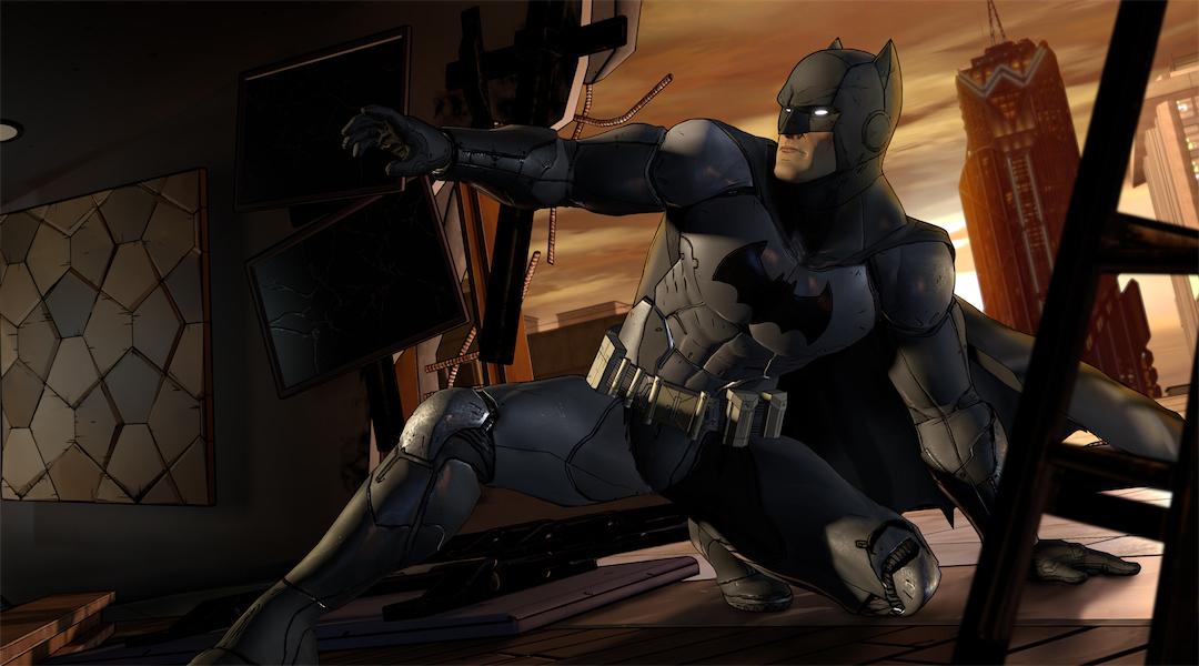 Batman: The Telltale Series Releases Episode 2 Trailer