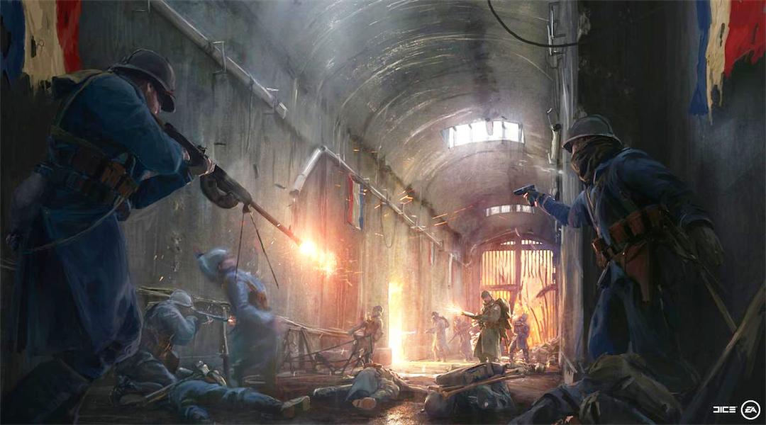 Battlefield 1 Releases Teaser for DLC Reveal Coming Next Week