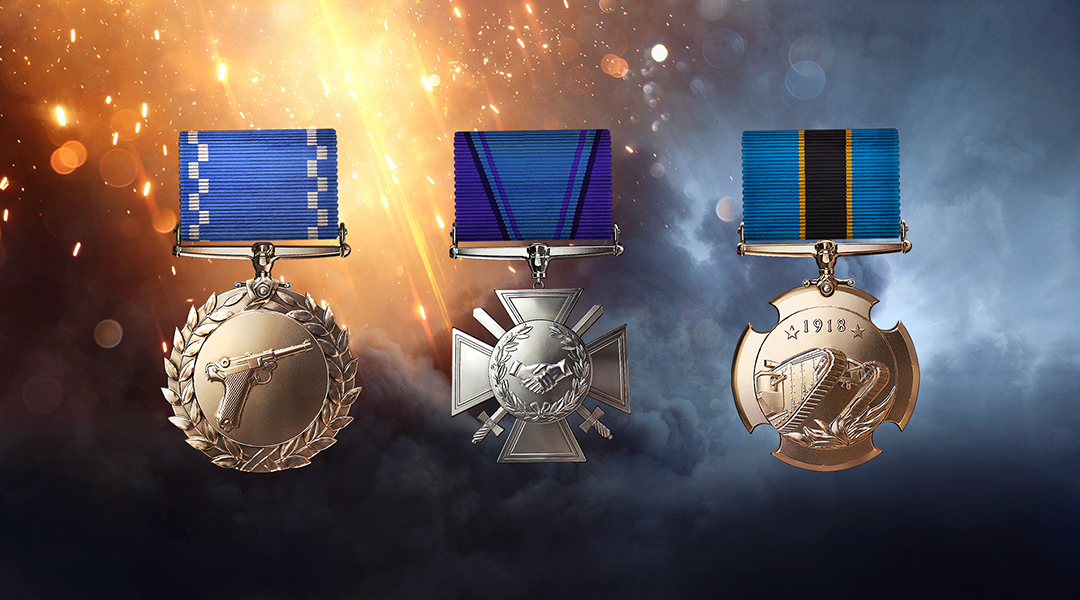 Battlefield 1 Details Weekly Medal System