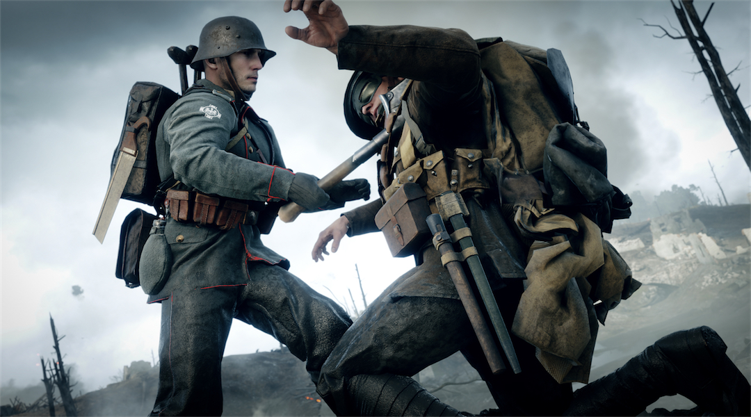Battlefield 1 to Add New Multiplayer Mode for Scouts, Medics
