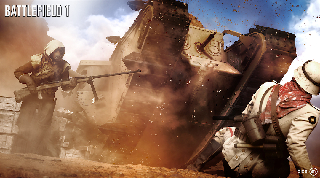 Battlefield 1 Teases Two New Multiplayer Modes Including Hardcore