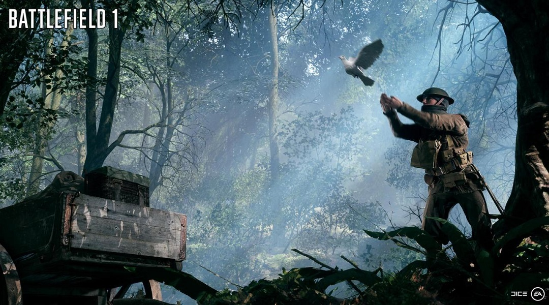 Battlefield 1 Reveals All Multiplayer Maps and Modes