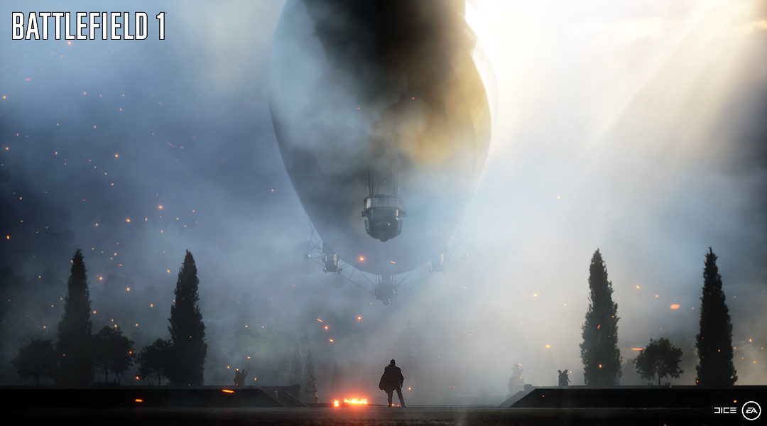Battlefield 1 Patch 1.02 Notes Released