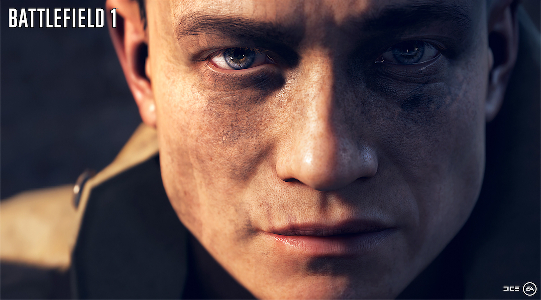 Why Battlefield 1 Has Multiple Playable Characters