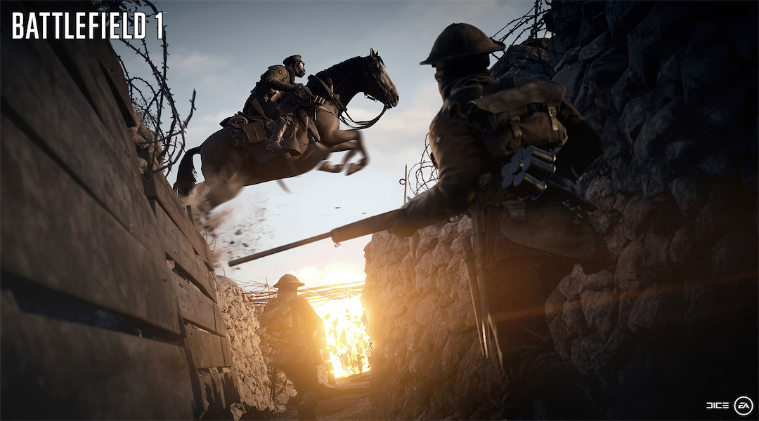 EA Defends Battlefield 1, Titanfall 2 Release Dates