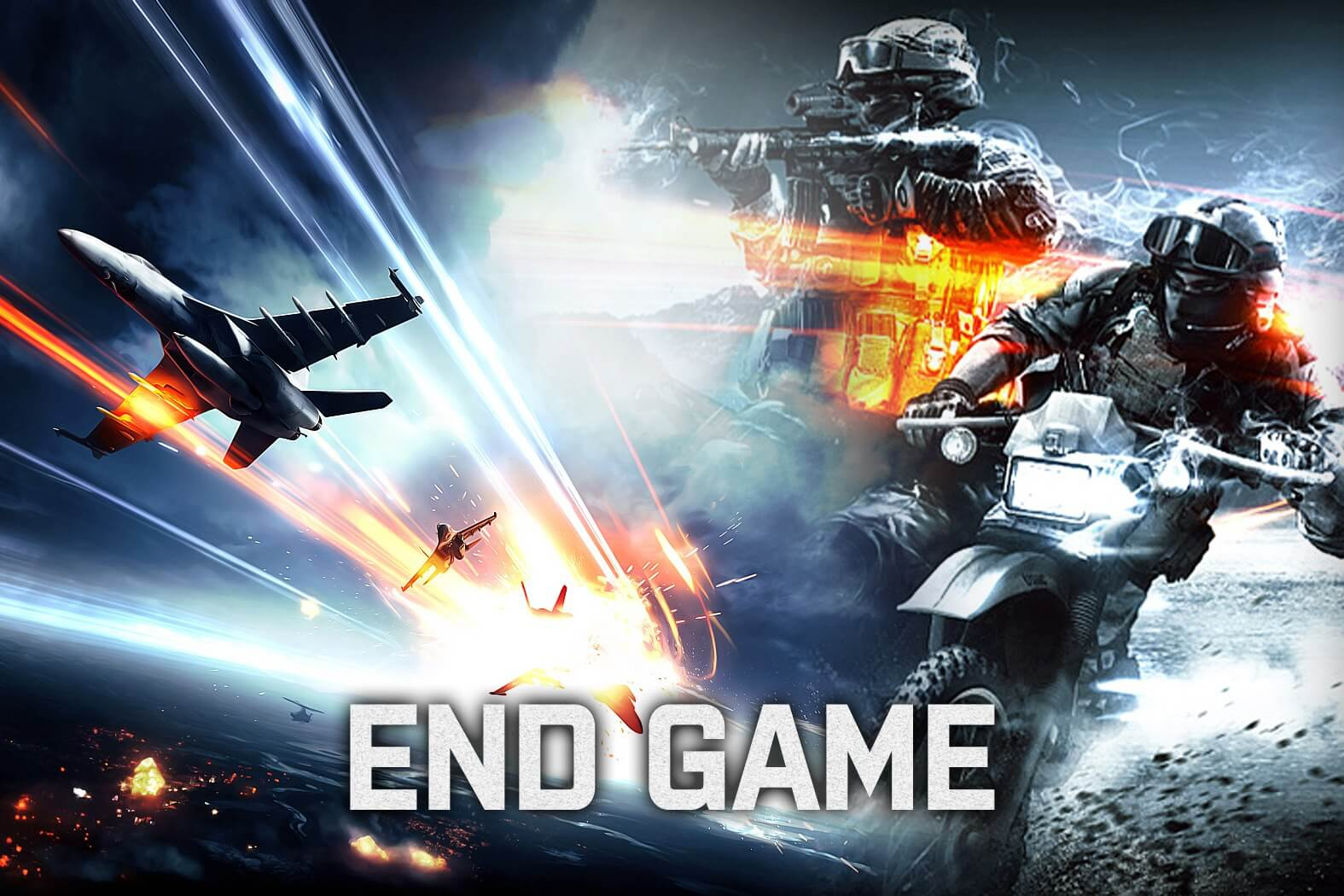'Battlefield 3: End Game' Trailer & First Look Video