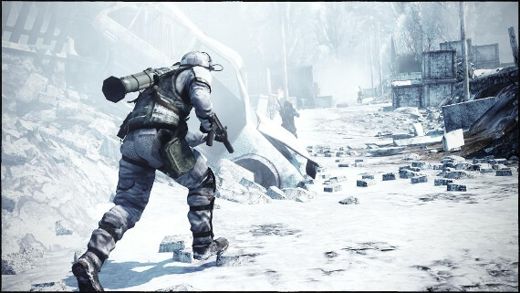 Battlefield Bad Company 2 Cold War Feature