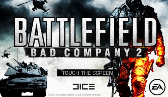 'Battlefield: Bad Company 2′ iOS Review