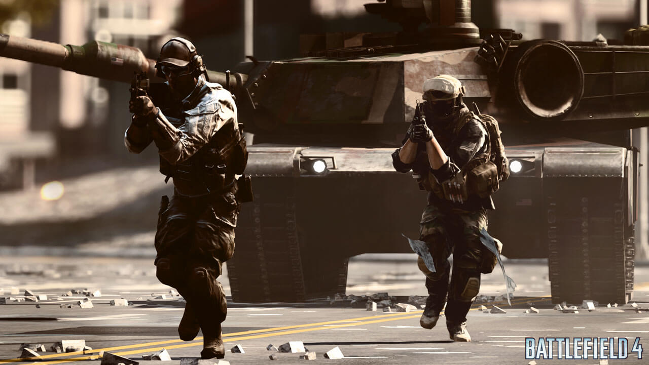 Spectating Battlefield 4: 64-Player at 60fps on PS4 & Xbox One