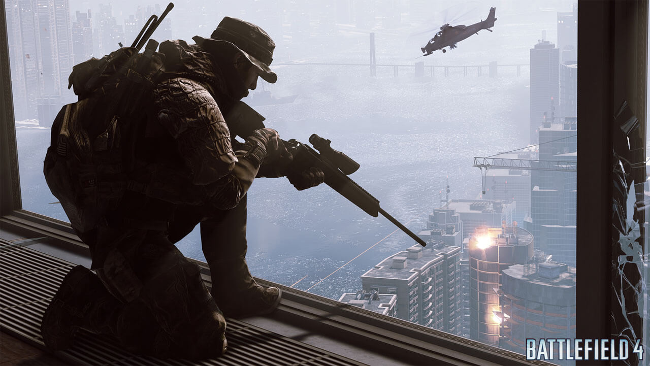 'Battlefield 4' Multiplayer Hands-On Preview & New Trailer