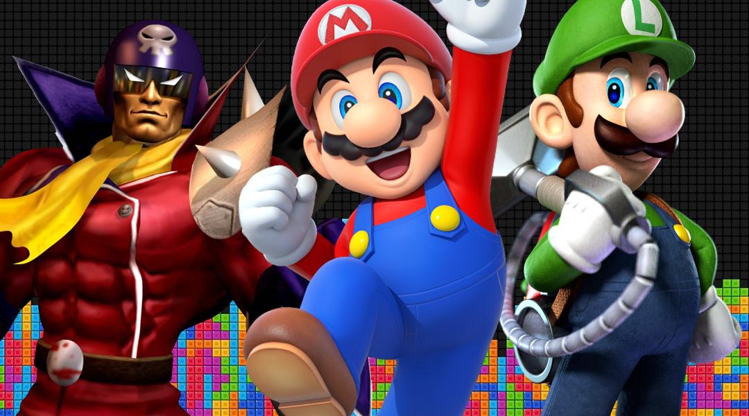 10 Best Nintendo Launch Games Ever
