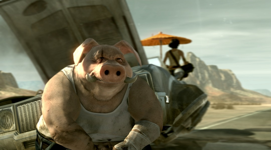 Beyond Good & Evil 2 is in Pre-Production