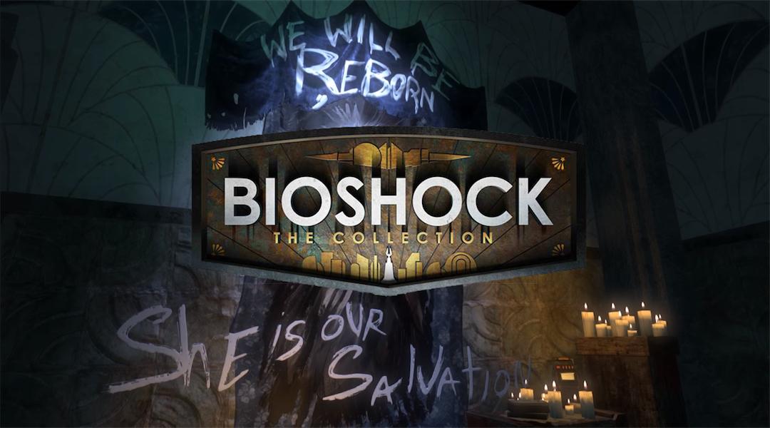 BioShock Remaster Trailer Shows Off Updated Graphics