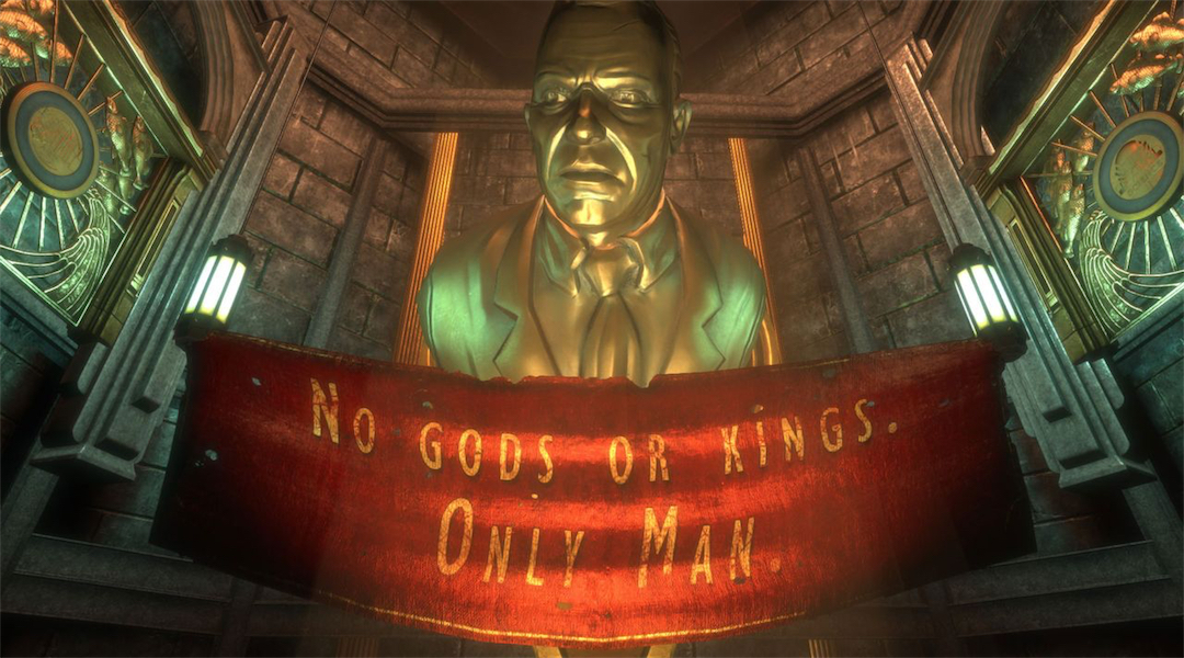 Watch Over 35 Minutes of BioShock: The Collection Gameplay