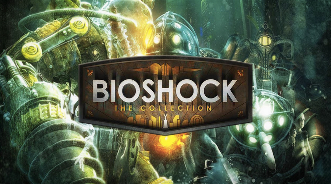 BioShock PC Remaster is Missing Key Features