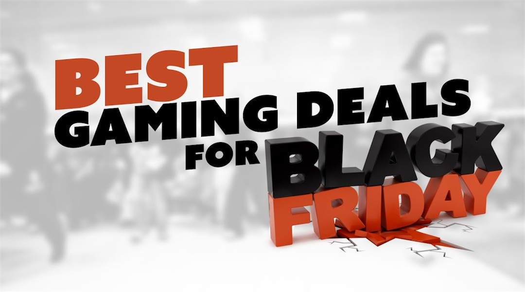 The Best Black Friday Video Game Deals