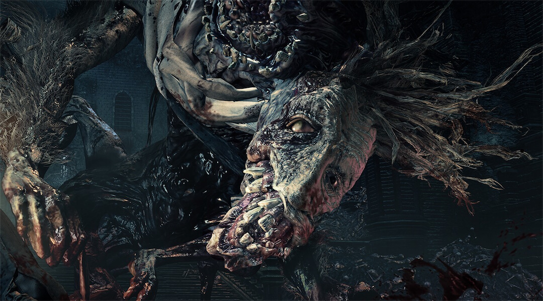 Bloodborne Player Beats 4 Bosses at Level 4 Without Dodging