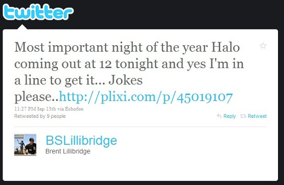 White Sox Second Basemen Lillibridge Hits Halo: Reach Midnight Launch