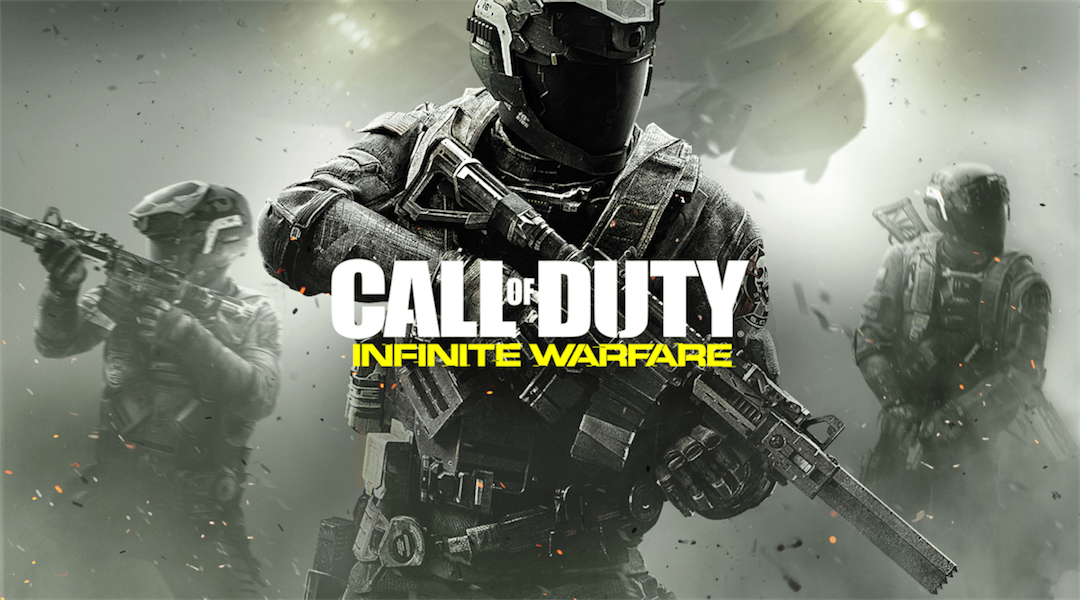 Call of Duty: Infinite Warfare Sales Down Nearly 50% From Black Ops 3