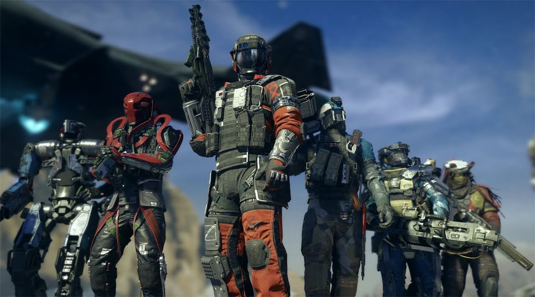 Call of Duty: Infinite Warfare Beta Maps, Modes, and More Revealed
