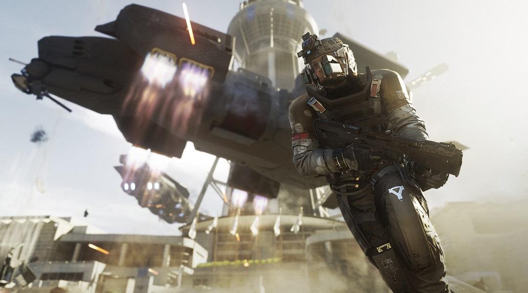 Call of Duty: Infinite Warfare Beta Gets Gun Game, Extension