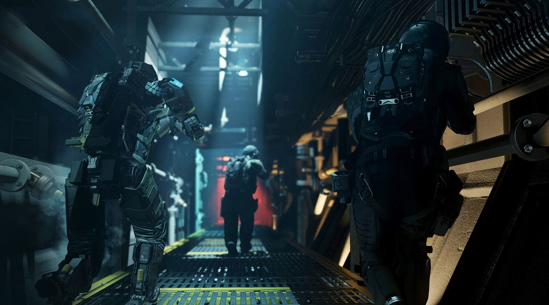 Call of Duty: Infinite Warfare Patch Nerfs Volk, Tweaks Zombies