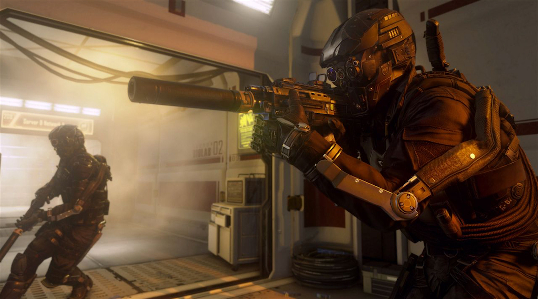 Call of Duty: Infinite Warfare Becomes Top-Grossing Console Game of 2016 in the US