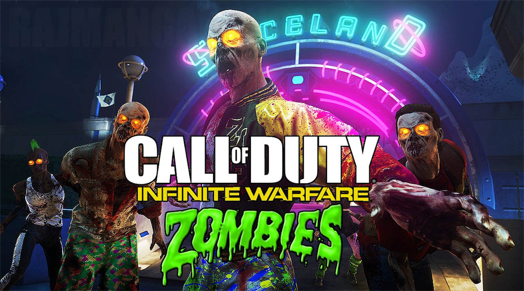 Watch More Than 20 Minutes of Call of Duty: Infinite Warfare's Zombies in Spaceland