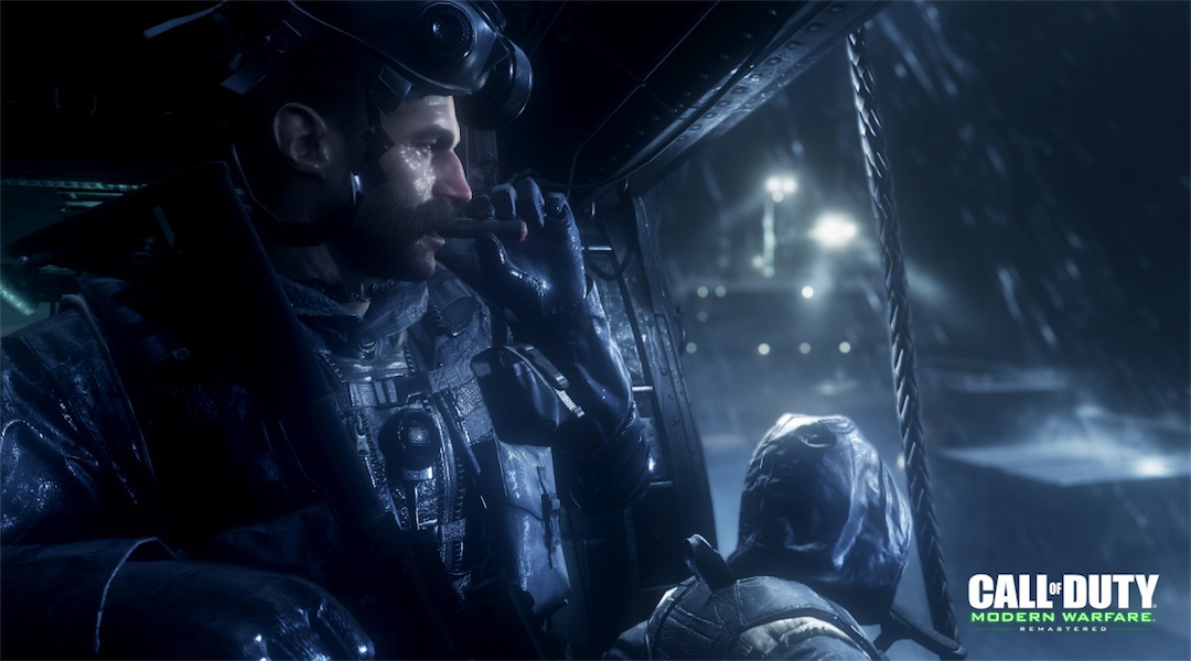 Call of Duty: Modern Warfare Remastered Supports Private Matches