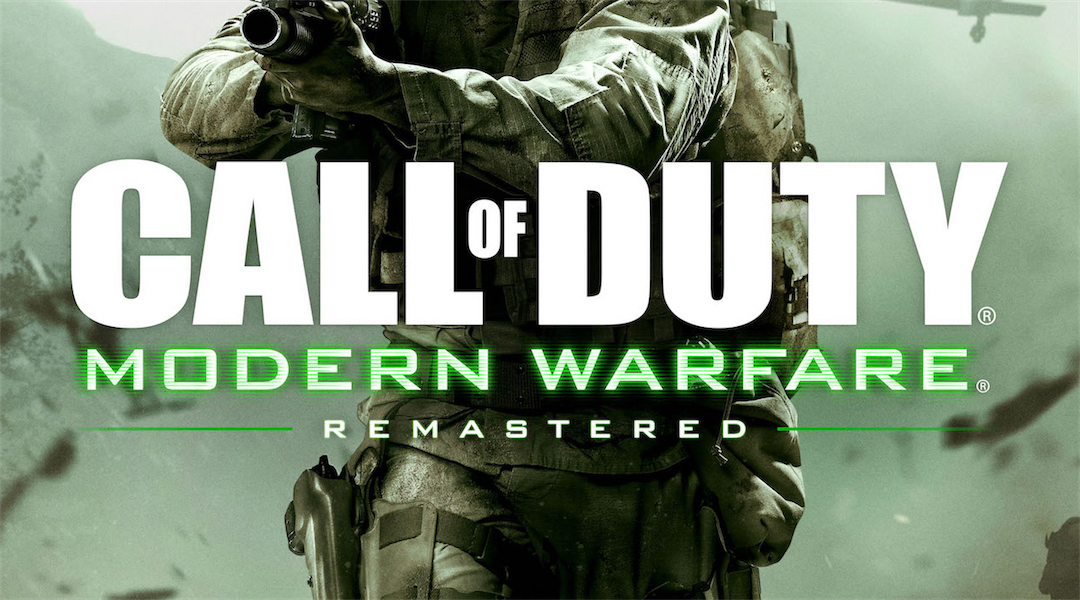 Rumor: Call of Duty: Modern Warfare Remastered to be Sold Separately [UPDATED]